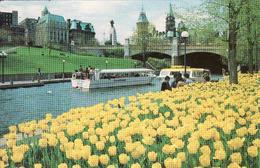 Canada > Ontario > Ottawa,The Rideau Canal, Ship, Used 1985 - Ottawa