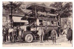 Paris : Omnibus : Montmartre - St Germain Des Prés - Arrondissement: 06
