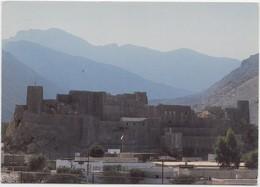 Nakhl Fort, Sultanate Of Oman, Used Postcard [21373] - Oman