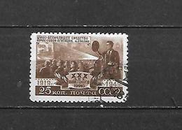 1950 - N. 1409 USATO (CATALOGO UNIFICATO) - Used Stamps