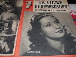 COMEDIE FRANCAISE /LIGNE DEMARCATION MOULINS /GENERAL HUNTZINGER MORT - Livres, BD, Revues