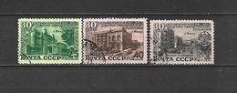 1950 - N. 1464/66 USATI (CATALOGO UNIFICATO) - Used Stamps