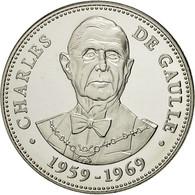 France, Médaille, Les Présidents De La République, Charles De Gaulle, FDC - France