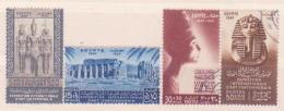 67-784 / EGYPT -1947   ART EXHIBITION  KAIRO   Mi 301/04 O - Egypt