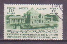 67-786 / EGYPT -1947  CONFERENC Of The  INTERPALIAMENTARY UNION  Mi 317 O - Egypt