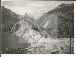 Suisse, Kraftwerke Oberhasli, Grimsel-Nollen, Avant La Construction Du Barrage (517) - Lieux