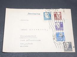 ALLEMAGNE - Enveloppe De Chemnitz En 1948 , Affranchissement Varié Plaisant - L 19774 - Sowjetische Zone (SBZ)