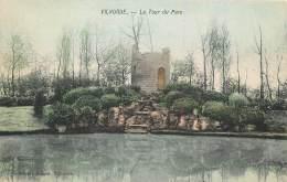 Vilvorde : La Tour Du Parc - Vilvoorde