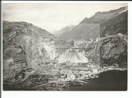 Suisse, Kraftwerke Oberhasli, Gesamt-Ansicht Der Bazz-Installationen Des Grimselwerkes (513) - Lieux