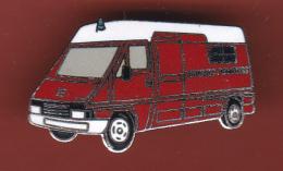53183- Pin's..Sapeurs Pompiers.18.urgences.. - Firemen