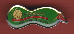 53200- Pin's-Golf Saint Thomas..papiphifra France Auto . - Golf