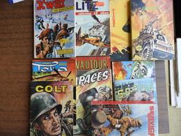 """BD """"Pocket"""" Thème 2e Guerre Mondiale - Paquete De Libros"""
