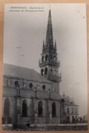 CPA Brignogan Eglise De La Paroisse De Plouneour-trez Peu Courante - Brignogan-Plage