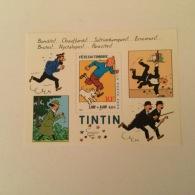 "FRANCE 2000 Fete Du Timbre ""Tintin"" Feuillet  Superbe-MUH Yv28 - Blocs Souvenir"