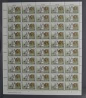 DDR, 1990, 500 Jahre Internationale Postverbindungen In Europa, MiNr. 3354 (50), **, DV, Schalterbogen - Ungebraucht