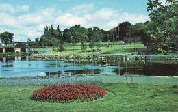 Canada > Ontario > Gananoque, Park, Foot Bridge, Mint - Gananoque