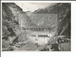 Suisse, Kraftwerke Oberhasli, Baustelle Grimsel-Spitallammsperre (510) - Lieux