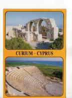 Postcard - Cyprus - Curium - Unused Very Good - Unclassified