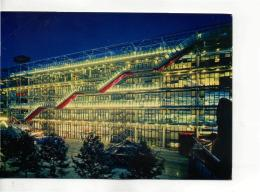 Postcard - Paris - Centre National D' Art Et De Culture - Georges-Pompidou - Unused Very Good - Unclassified