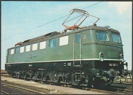 Baureihe 150 (E 50) Schwere Güterzuglok - Redactor AK - Trains
