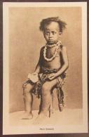 Samoa - Petit Samoan - Carte Animée Non-circulée - Samoa