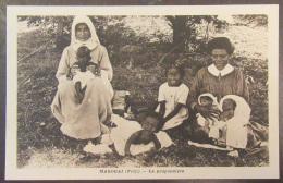 Fidji - MAKOGAI - La Pouponnière - Carte Animée Non-circulée - Fidji