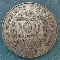 Western Africa (BCEAO) 100 Francs, 1967 -1969 - Autres – Afrique