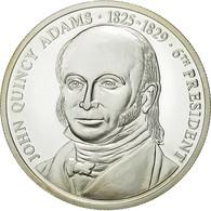 United States Of America, Médaille, Les Présidents Des Etats-Unis, J.Q. Adams - USA