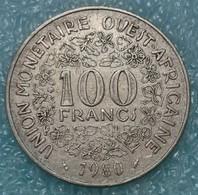 Western Africa (BCEAO) 100 Francs, 1980 -1044 - Autres – Afrique