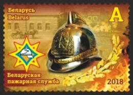 Belarus. 2018 Belarusian Fire Service. - Bombero