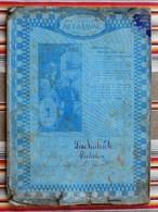 Ancien Protege Cahier D'Ecole PUBLICITAIRE ALFA LAVAL, Etat - Agriculture