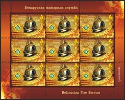 Belarus. 2018 Belarusian Fire Service. Klb - Bombero