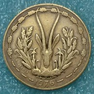 Western Africa (BCEAO) 10 Francs, 1976 ↓price↓ - Andere - Afrika
