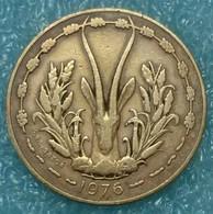 Western Africa (BCEAO) 10 Francs, 1976 ↓price↓ - Monnaies