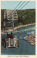 Canada > Ontario > Niagara Falls, Aerocar Over Niagara Falls, Mint - Niagara Falls