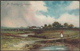 Jotter - A Surrey Common, C.1905-10 - Stewart & Woolf Postcard - Surrey