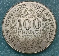 Western Africa (BCEAO) 100 Francs, 1976 -4023 - Autres – Afrique