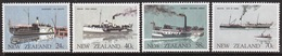 New Zealand Set Of Stamps Issued To Celebrate Ferry Boats.  This Set Is Unmounted Mint And Was Issued In 1984. - Unused Stamps