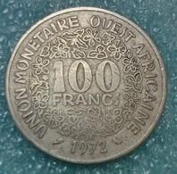 Western Africa (BCEAO) 100 Francs, 1972 -0327 - Autres – Afrique