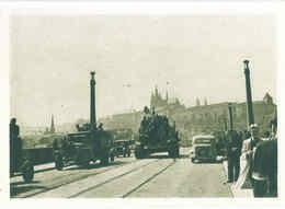 Russian Tanks At Manes Bridge - Ruské Tanky Na Mánesově Mostě Czechoslovakia - Panzer Char WW2 Shipping FREE - Unclassified