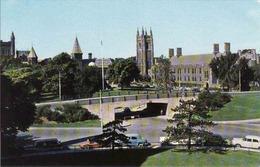 Canada > Ontario > Toronto, Grounds At The University Of Torornto, Used 1962 - Toronto