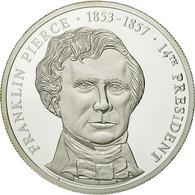 United States Of America, Médaille, Les Présidents Des Etats-Unis, Franklin - Etats-Unis