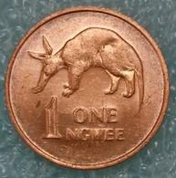 Zambia 1 Ngwee, 1983 ↓price↓ - Zambie