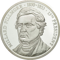 United States Of America, Médaille, Les Présidents Des Etats-Unis, M. - Etats-Unis