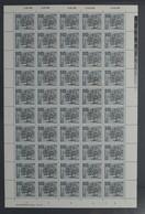 DDR, 1990, Kongress Der Internationalen Astronautischen Förderation (IAF), MiNr. 3360 (50), **, DV, Schalterbogen - Ungebraucht
