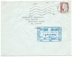 ENVELOPPE  / ALGER  MAISON CARREE 1962 / MARIANNE DE DULAC - Algeria (1924-1962)