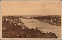 Bideford From Upcott, Devon, 1958 - Frith's Postcard - England