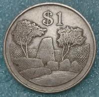 Zimbabwe 1 Dollar, 1980 ↓price↓ - Zimbabwe