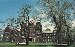 Canada > Ontario > Toronto, Provincial  Parliament Building, Used 1966 - Toronto