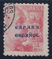 ESPAÑA/SAHARA 1941 - Edifil #61 !Muy Raro! - Sahara Español